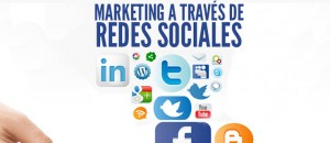 Redes sociales y marketing Un matrimonio bien avenido